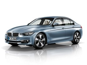 Fotos de BMW Serie 3 ActiveHybrid 3 F30 2012