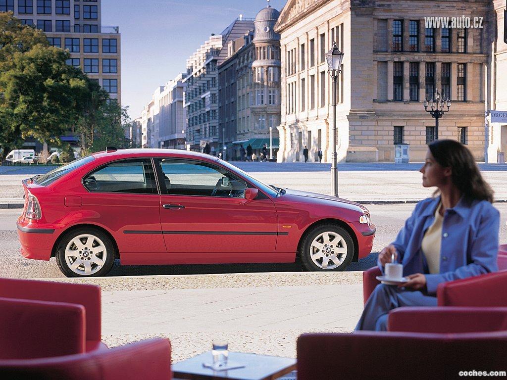 Foto 0 de BMW Serie 3 E46 Compact 2003