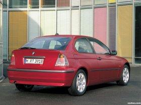 Ver foto 5 de BMW Serie 3 E46 Compact 2003