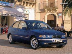 Ver foto 4 de BMW Serie 3 E46 Compact 2003
