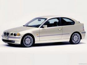 Ver foto 3 de BMW Serie 3 E46 Compact 2003