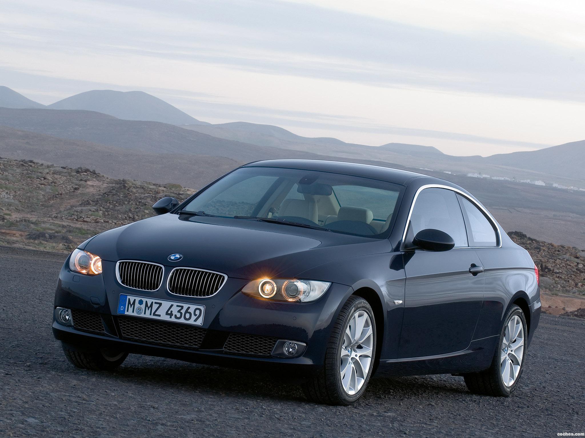 Foto 0 de BMW Serie 3 E92 Coupe 2006