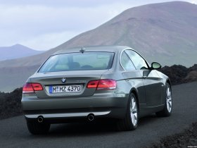 Ver foto 22 de BMW Serie 3 E92 Coupe 2006