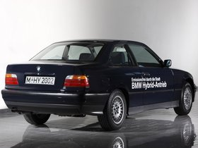 Ver foto 2 de BMW Serie 3 Coupe Hybrid Concept E36 1994