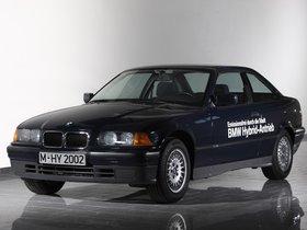 Fotos de BMW Serie 3 Coupe Hybrid Concept E36 1994