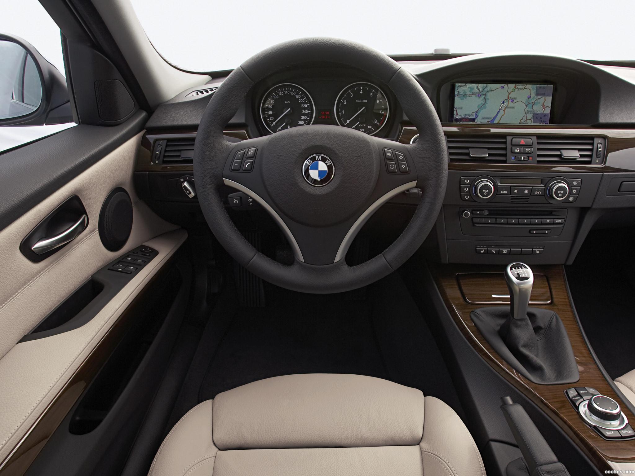 Foto 17 de BMW Serie 3 Facelift 2008