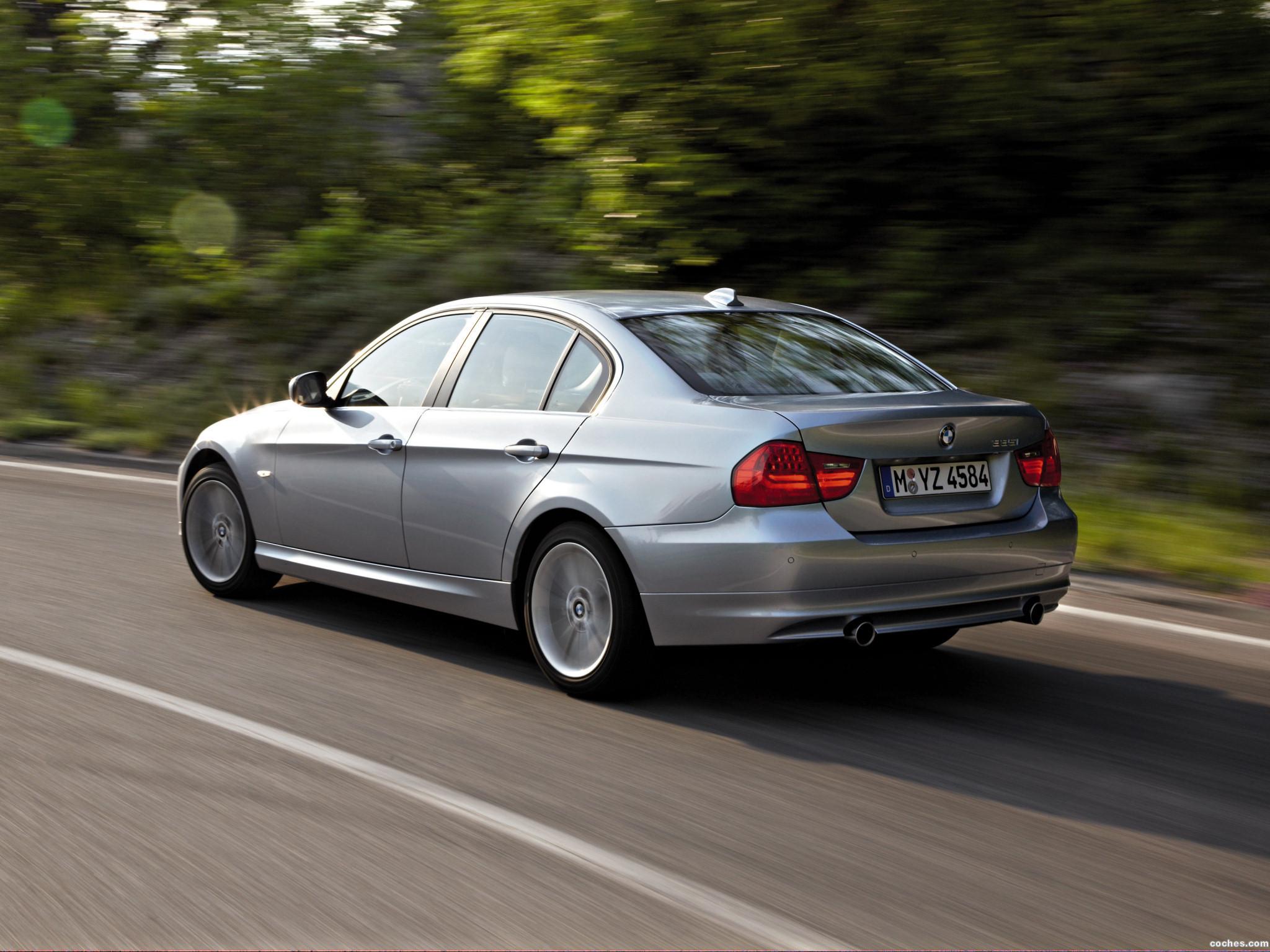 Foto 7 de BMW Serie 3 Facelift 2008