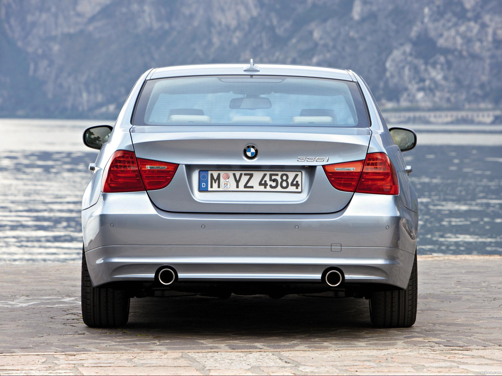 Foto 16 de BMW Serie 3 Facelift 2008