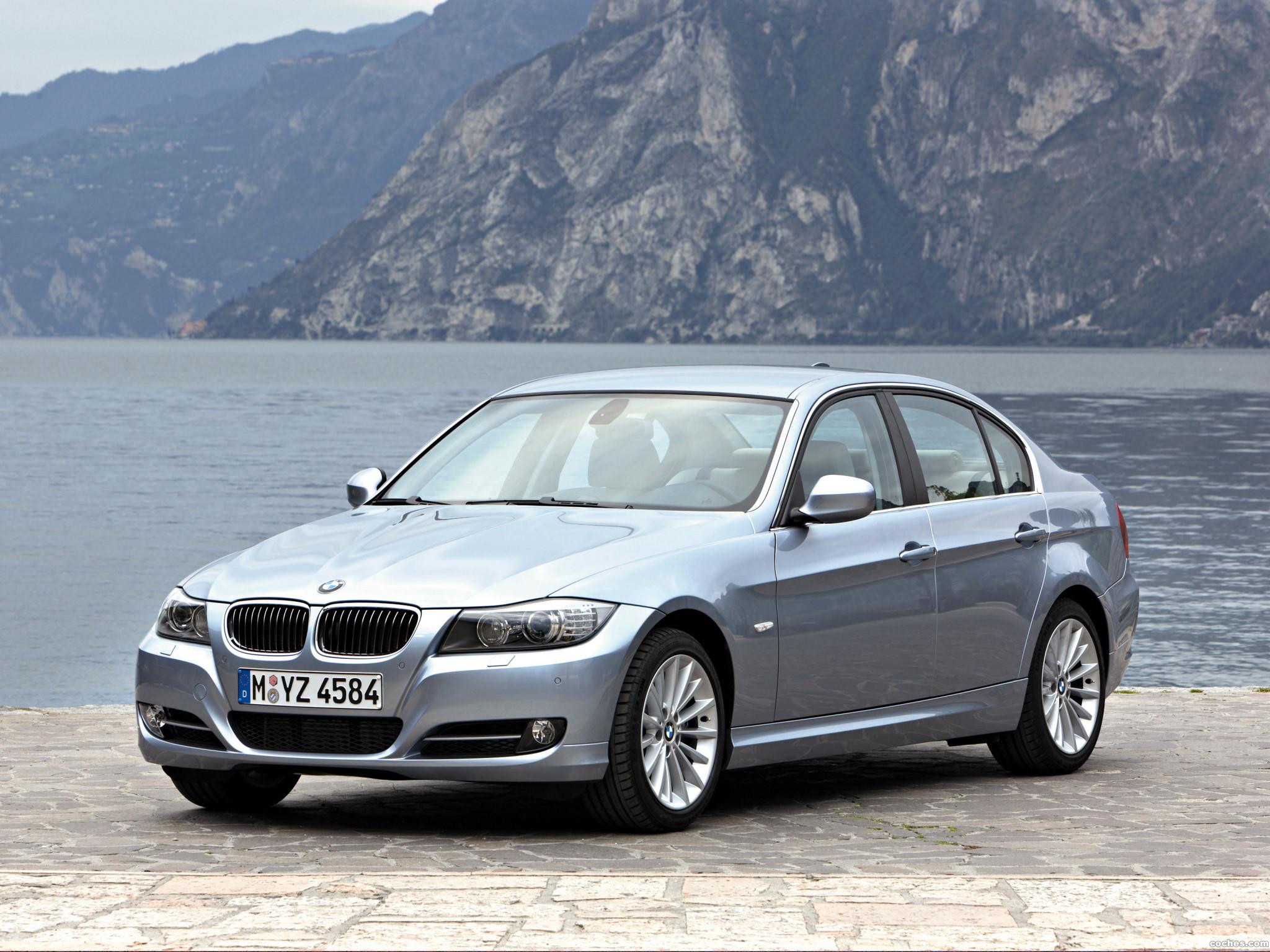 Foto 15 de BMW Serie 3 Facelift 2008