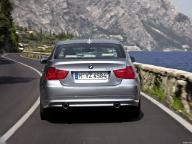 Ver foto 5 de BMW Serie 3 Facelift 2008