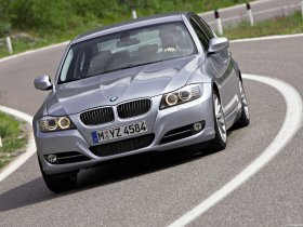 Fotos de BMW Serie 3 Facelift 2008