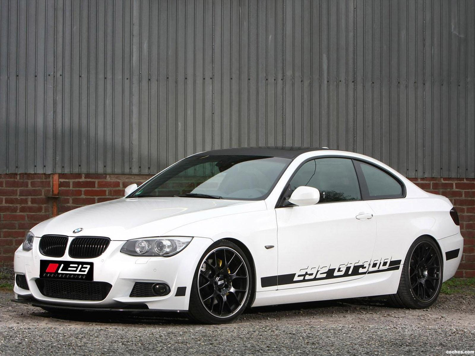 Foto 0 de BMW Serie 3 Leib Engineering GT 300 E92 2013