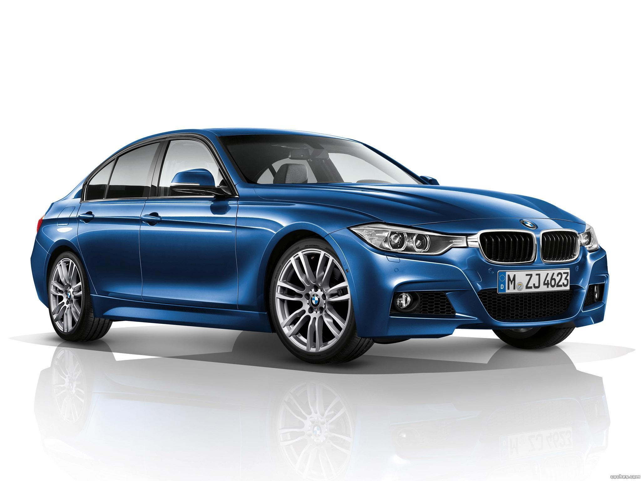 Foto 0 de BMW Serie 3 Sedan M Sports Package F30 2012