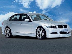 Ver foto 3 de BMW Serie 3 Sedan Mattig E90 2011