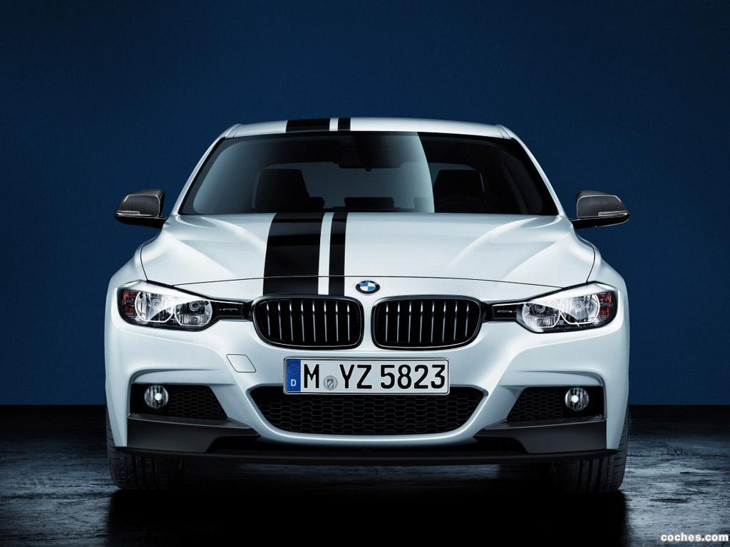 Foto 0 de BMW Serie 3 Sedan Performance Accessories F30 2012