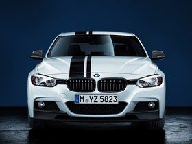 Ver foto 1 de BMW Serie 3 Sedan Performance Accessories F30 2012