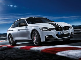 Ver foto 4 de BMW Serie 3 Sedan Performance Accessories F30 2012