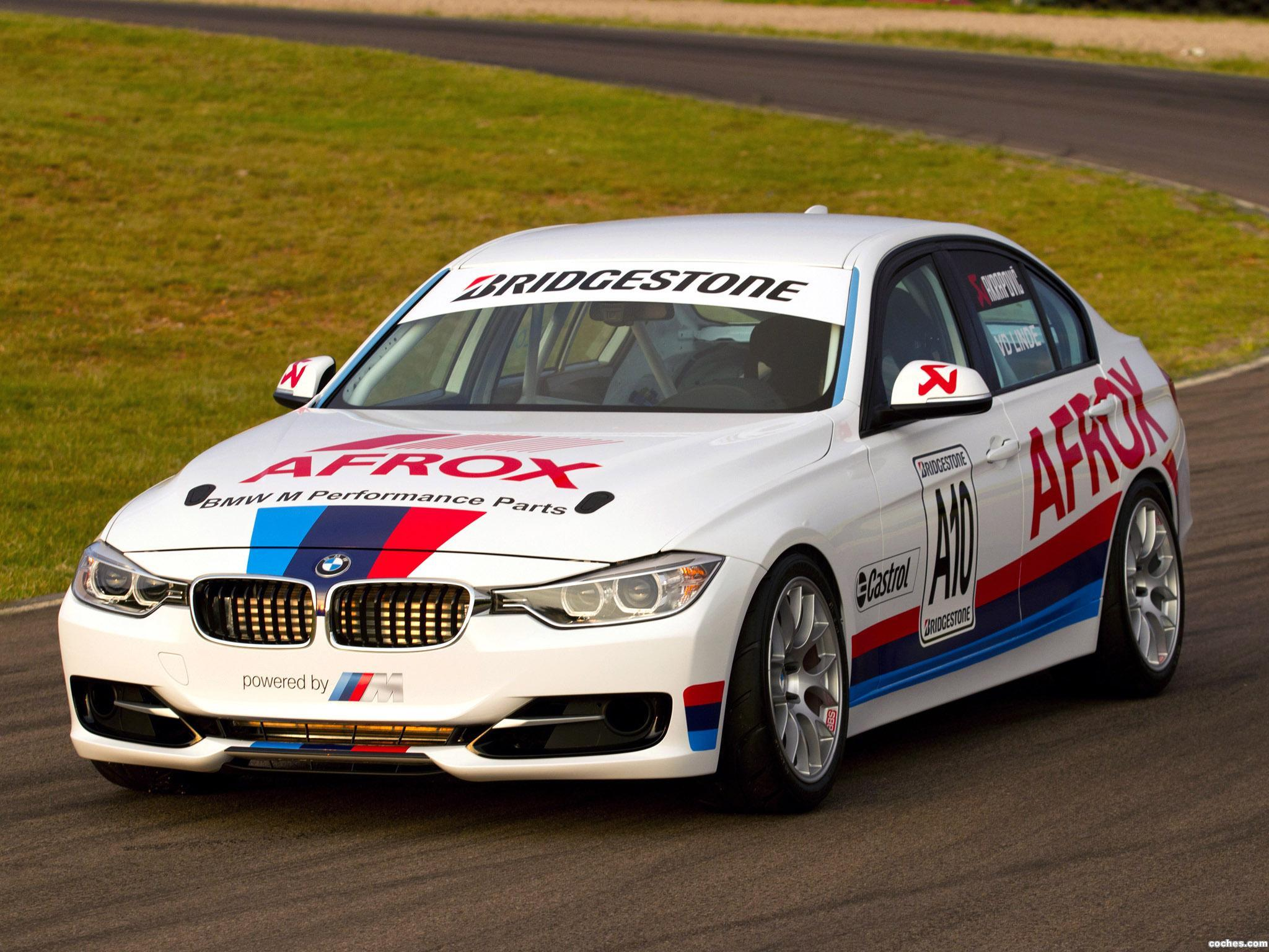Foto 0 de BMW Serie 3 Sedan Race Car F30 2012