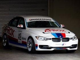 Ver foto 9 de BMW Serie 3 Sedan Race Car F30 2012