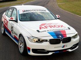 Ver foto 11 de BMW Serie 3 Sedan Race Car F30 2012