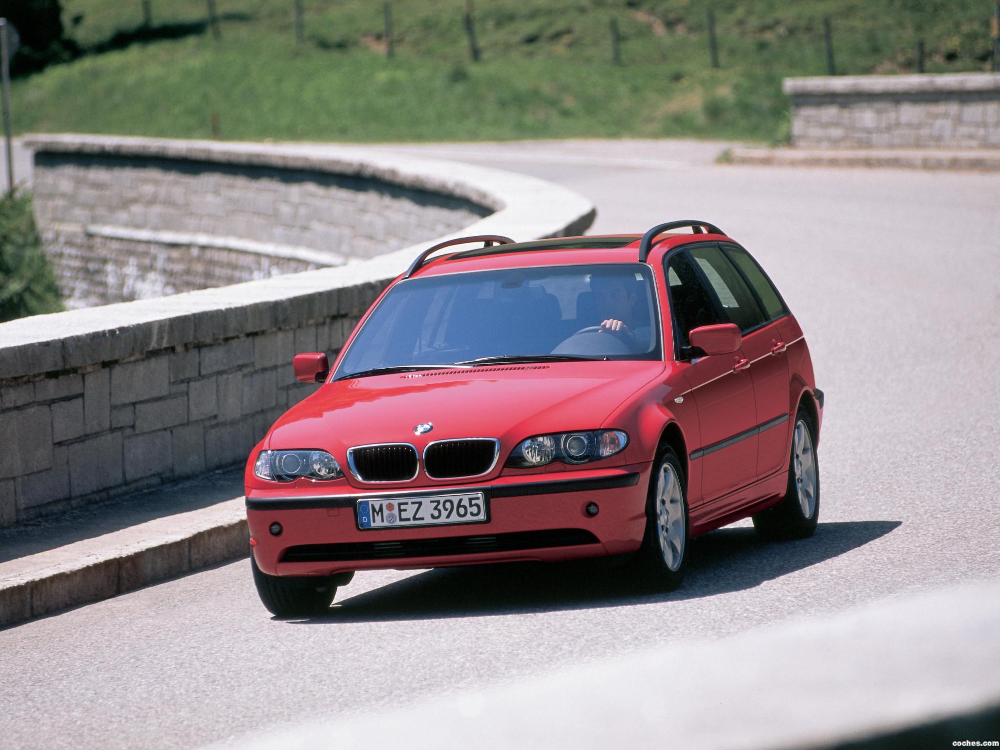 Foto 10 de BMW Serie 3 Touring 2001