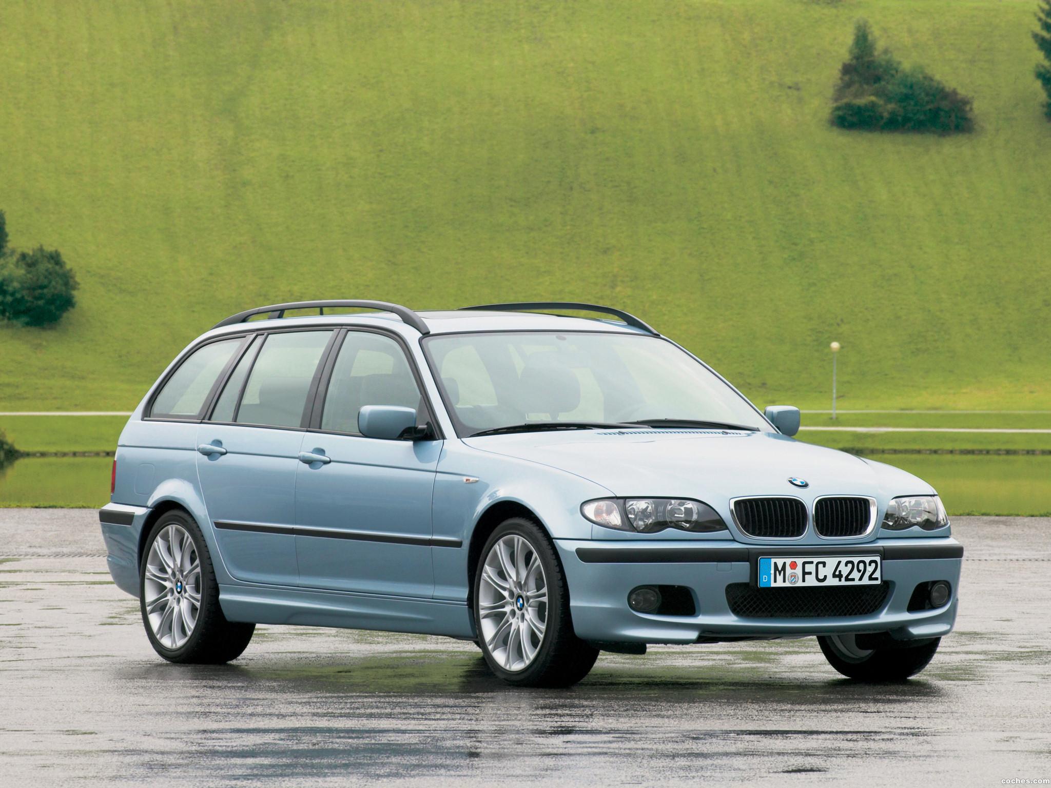 Foto 0 de BMW Serie 3 Touring 2001