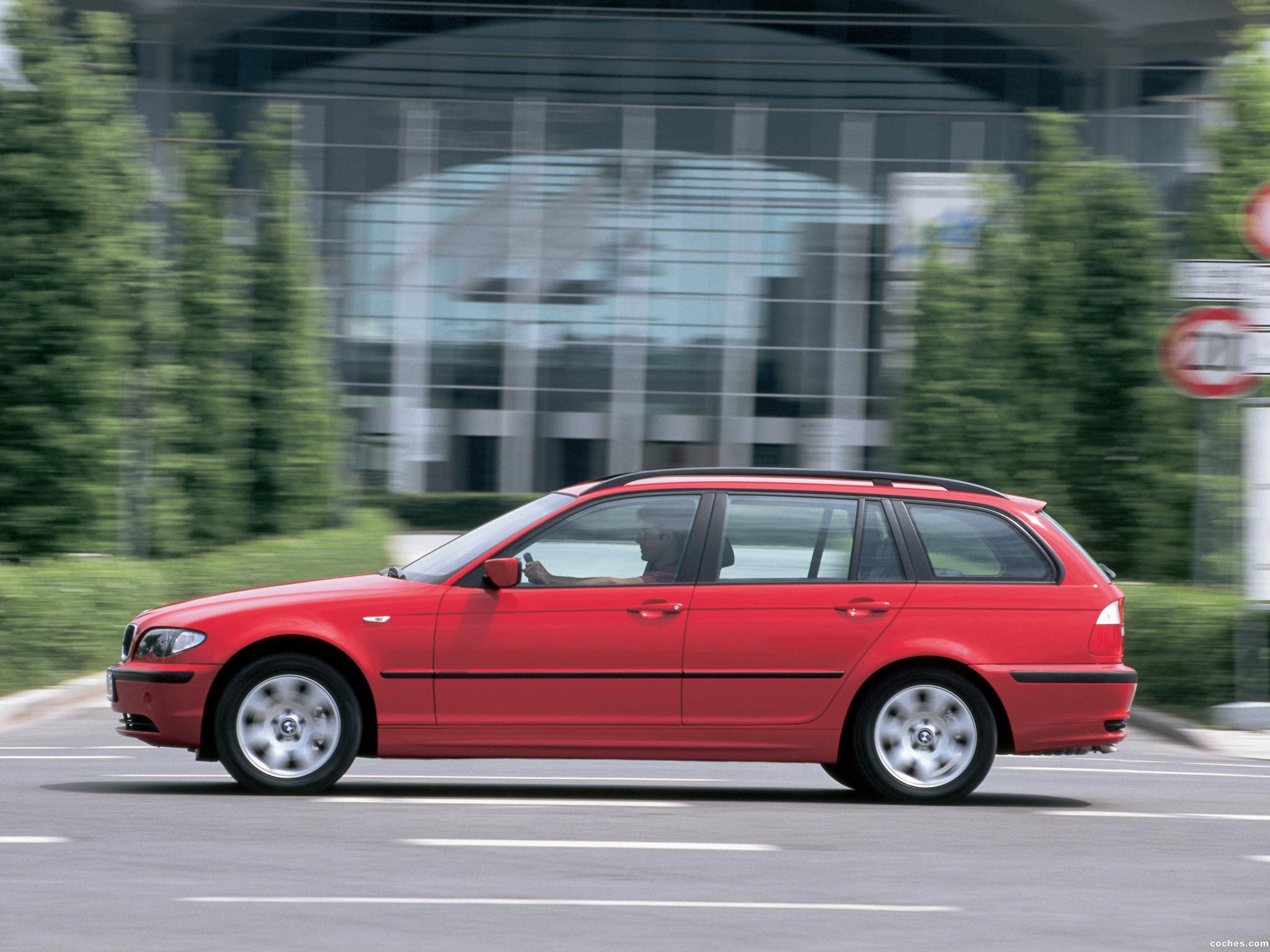 Foto 9 de BMW Serie 3 Touring 2001