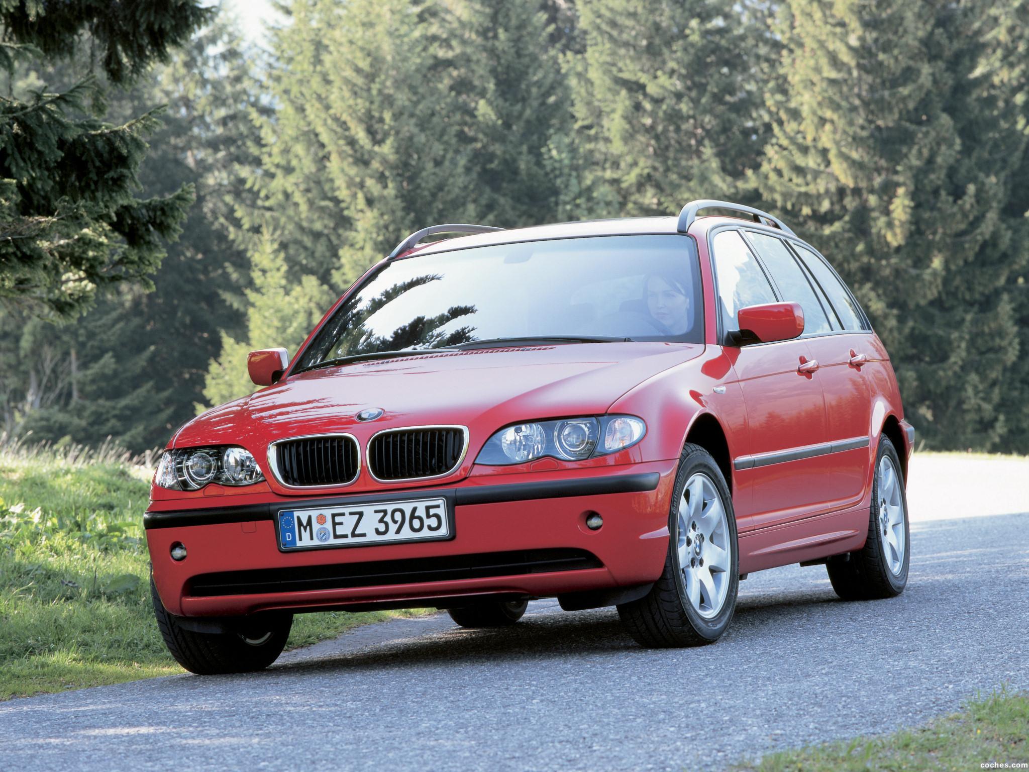 Foto 7 de BMW Serie 3 Touring 2001