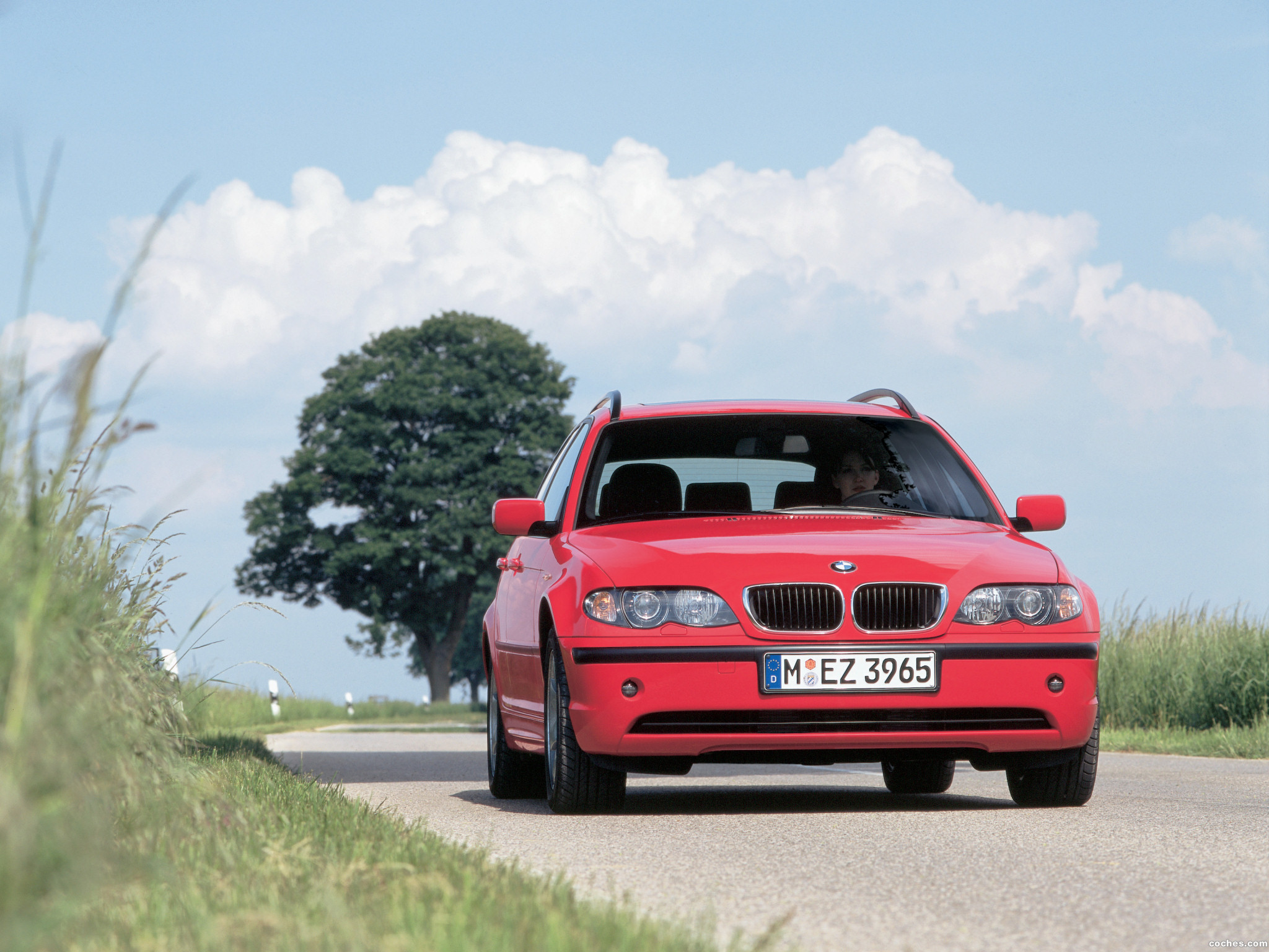 Foto 5 de BMW Serie 3 Touring 2001