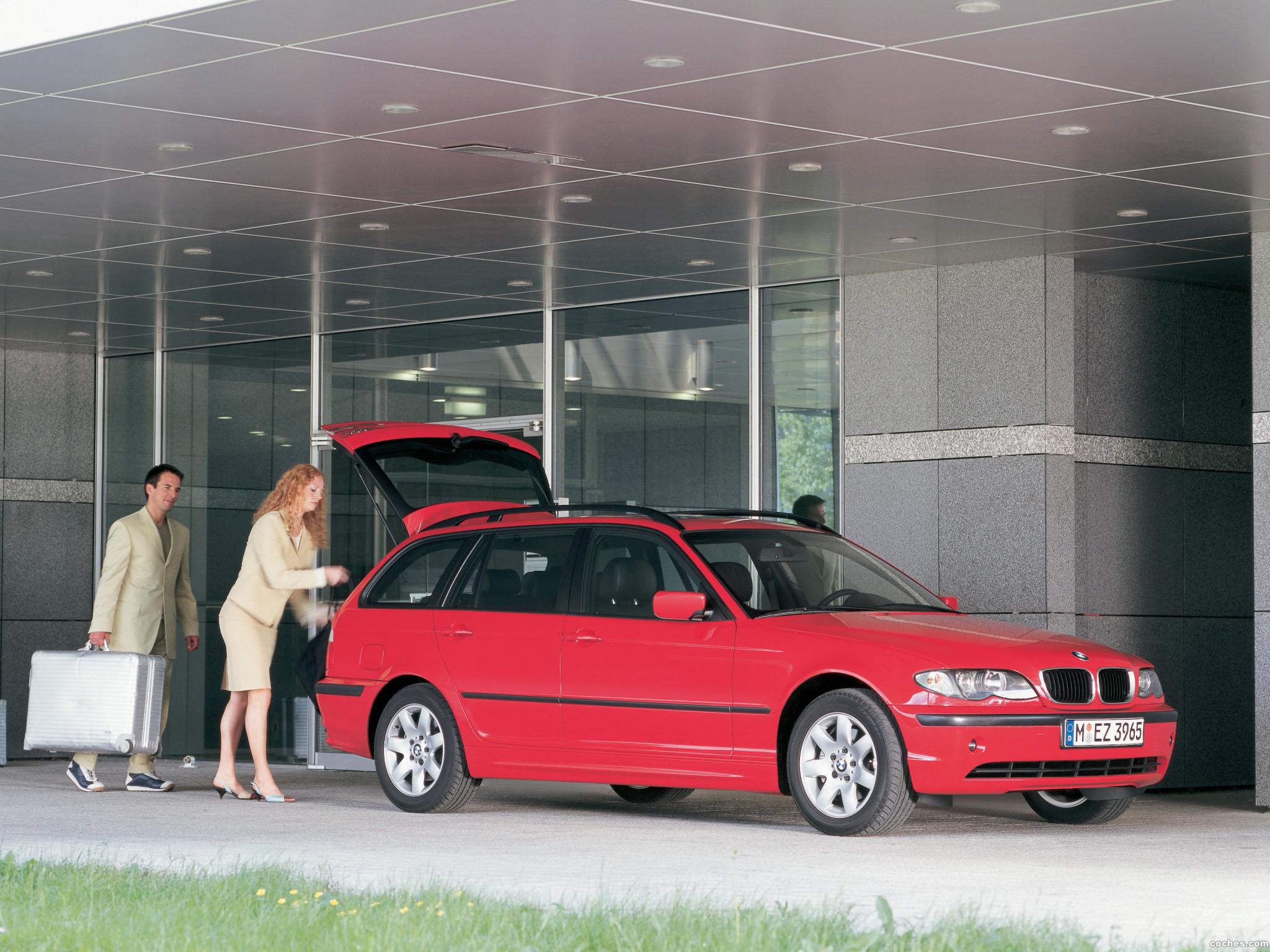 Foto 3 de BMW Serie 3 Touring 2001