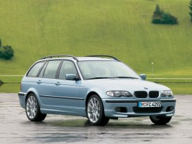 Fotos de BMW Serie 3 Touring 2001