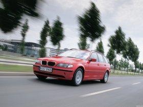 Ver foto 9 de BMW Serie 3 Touring 2001