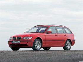 Ver foto 3 de BMW Serie 3 Touring 2001