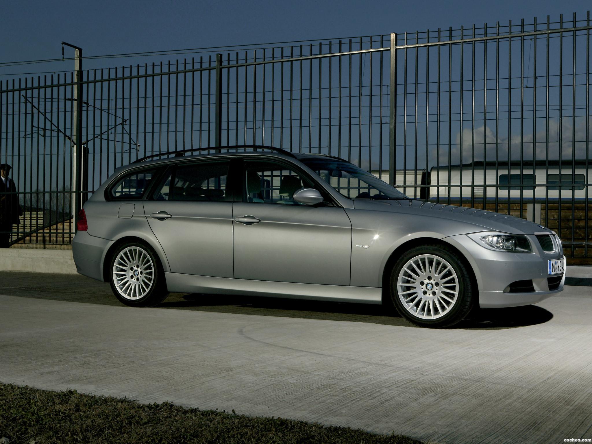 Foto 0 de BMW Serie 3 Touring E91 2005