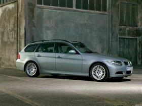 Ver foto 4 de BMW Serie 3 Touring E91 2005