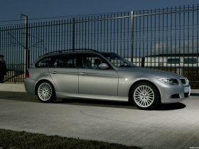 Fotos de BMW Serie 3 Touring E91 2005