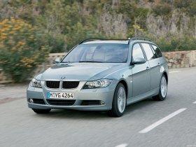 Ver foto 12 de BMW Serie 3 Touring E91 2005