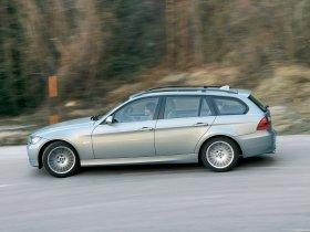 Ver foto 9 de BMW Serie 3 Touring E91 2005