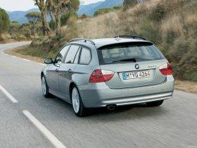 Ver foto 8 de BMW Serie 3 Touring E91 2005