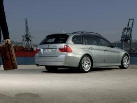 Ver foto 5 de BMW Serie 3 Touring E91 2005