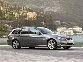 Ver foto 6 de BMW Serie 3 Touring E91 Facelift 2008