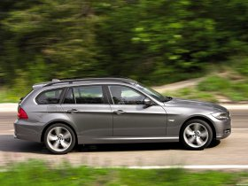 Ver foto 4 de BMW Serie 3 Touring E91 Facelift 2008