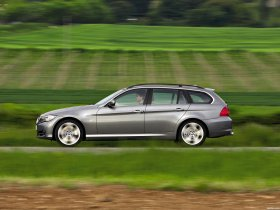 Ver foto 2 de BMW Serie 3 Touring E91 Facelift 2008