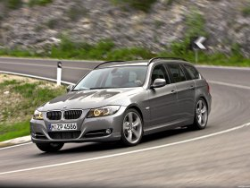 Fotos de BMW Serie 3 Touring E91 Facelift 2008