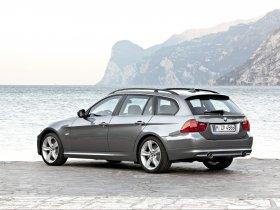 Ver foto 10 de BMW Serie 3 Touring E91 Facelift 2008