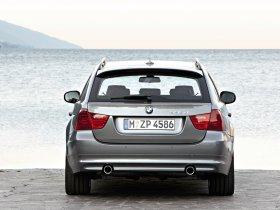 Ver foto 9 de BMW Serie 3 Touring E91 Facelift 2008