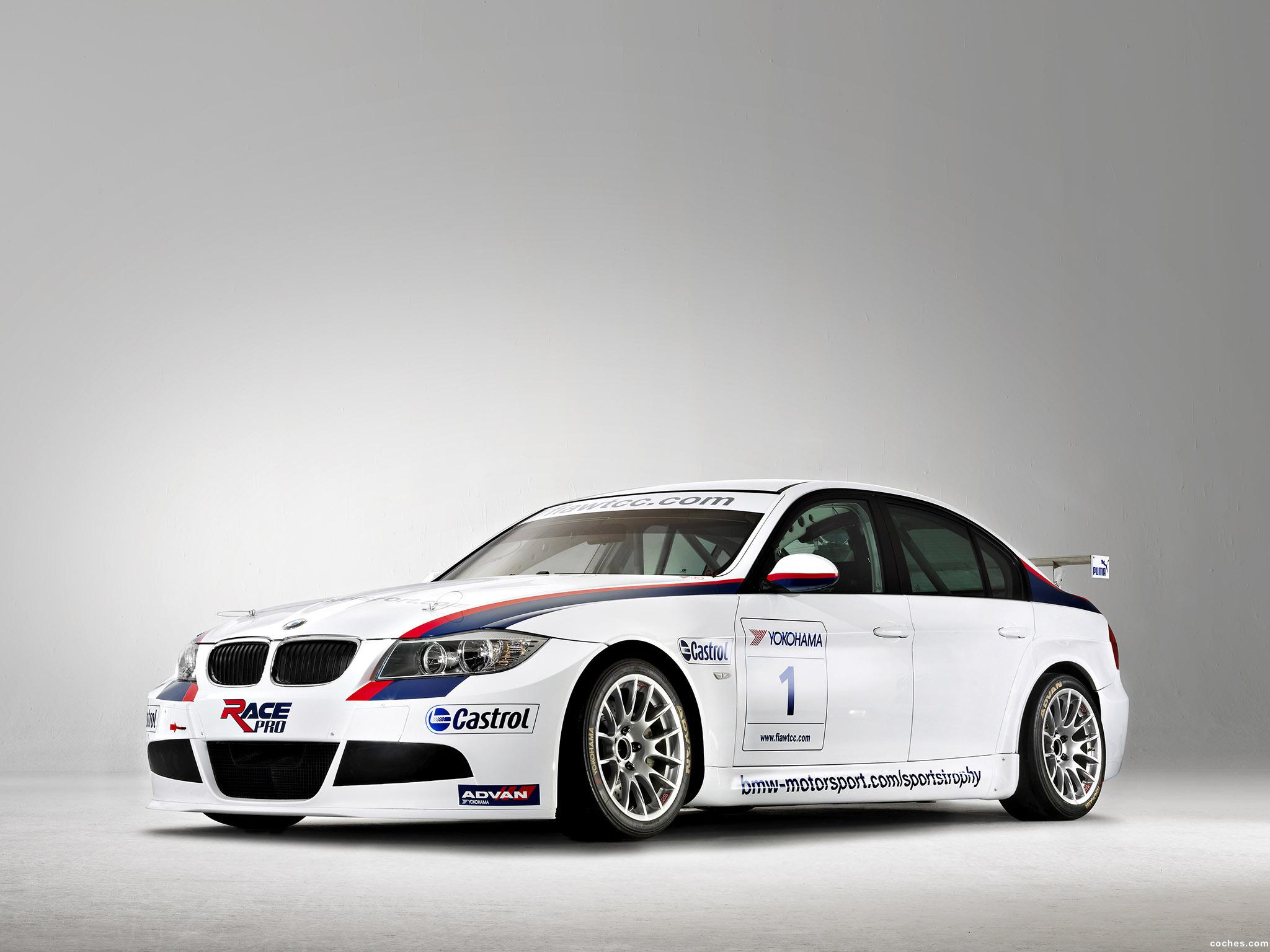 Foto 11 de BMW 3-Series WTCC 2009
