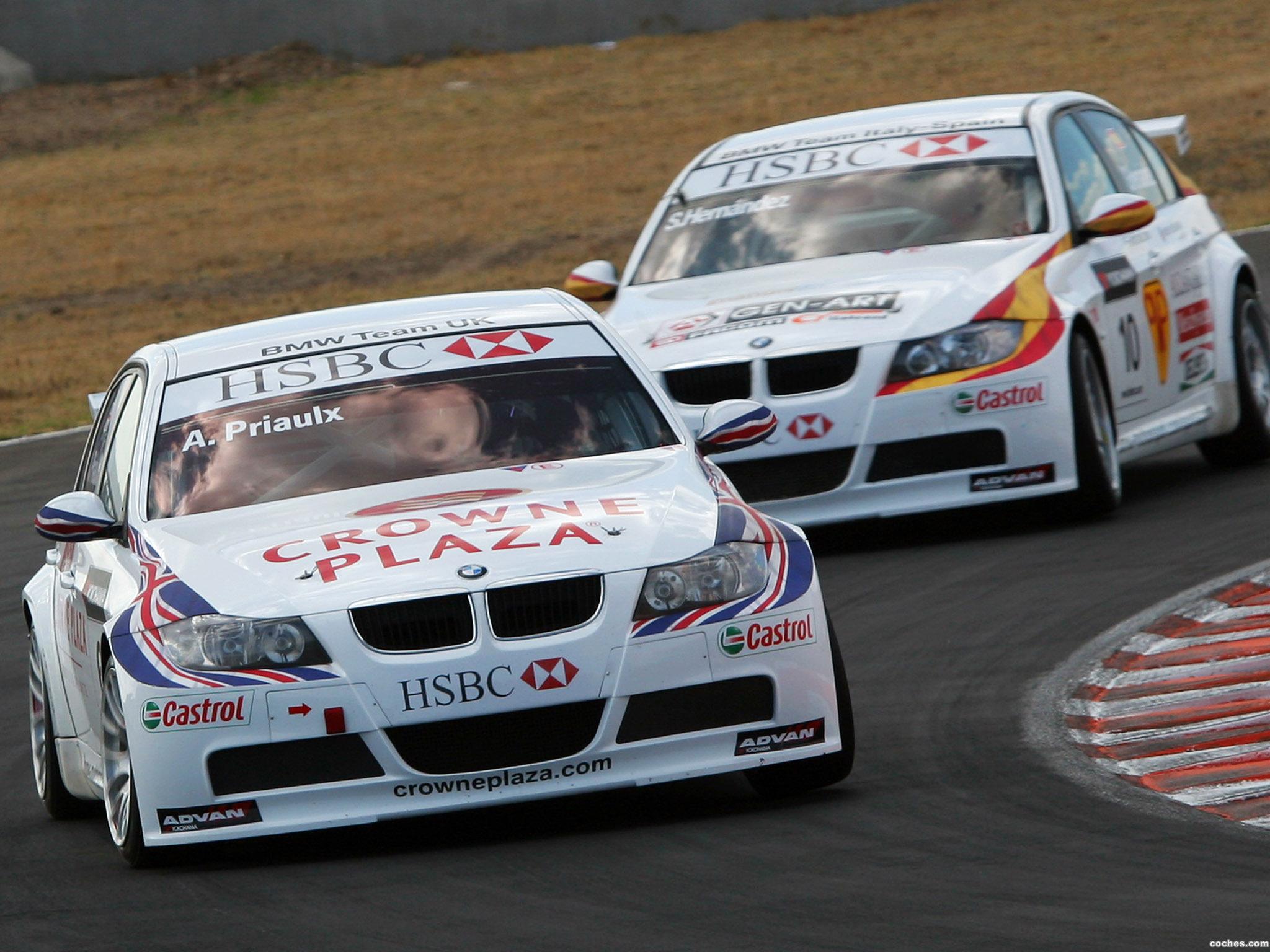 Foto 2 de BMW 3-Series WTCC 2009