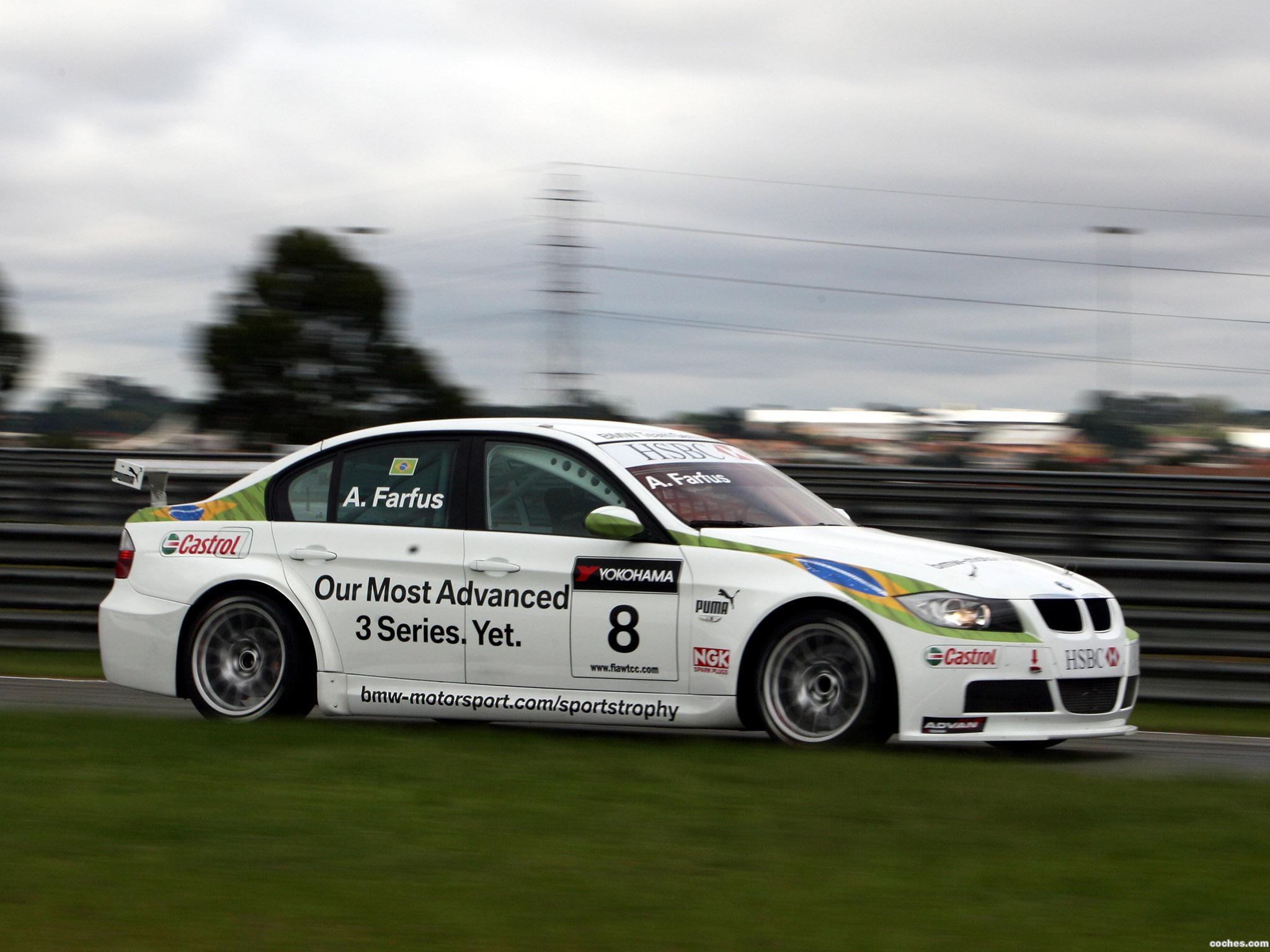 Foto 10 de BMW 3-Series WTCC 2009