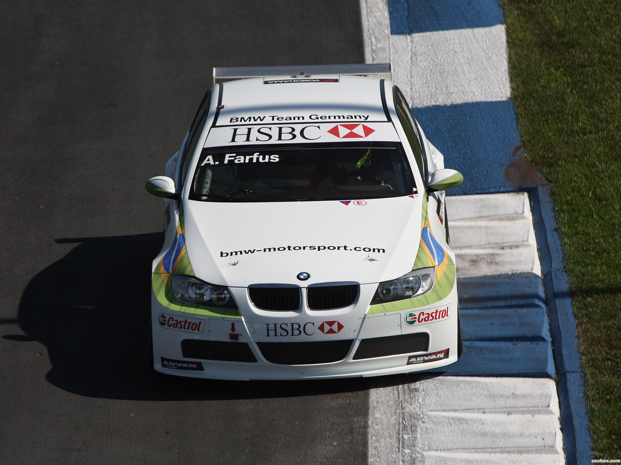 Foto 6 de BMW 3-Series WTCC 2009